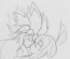 Arc-V: Yukio and Kokoro (Preview Sketch) by NeonNeoz