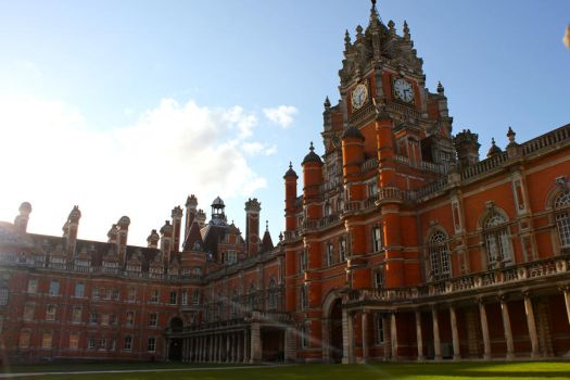 Royal Holloway by Strange-Unusual