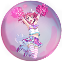 Kurosawa Ruby Bubble by sunnyDg