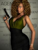 AGENT*009 by Javorka