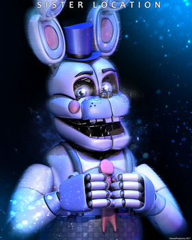 Funtime Bonnie by GamesProduction
