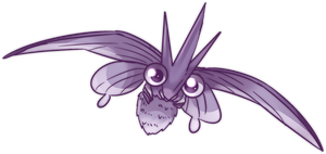 Morphone | Venomoth Commission by AutobotTesla