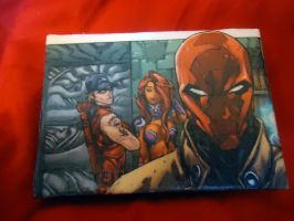 Red Hood and the Outlaws by lilmejuju