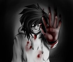 Jeff The Killer by PsychoNaito