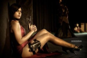 My Cosplay Ada Wong of Resident evil by Michela1987