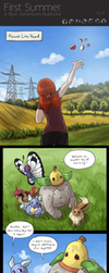 First Summer - A Rijon Adventures Nuzlocke [Pg.31] by Krisantyne
