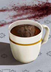 Commissioned: Zombie Espresso by Colourbrand