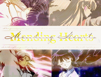 Mending Hearts version 2 by xxxNARYanANGEL