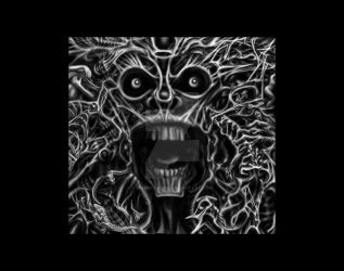 uncontrolled demolition by smashy-bone