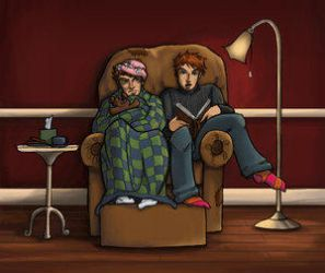 Sick Fred by Starhorse by xDrop-Dead-Fred