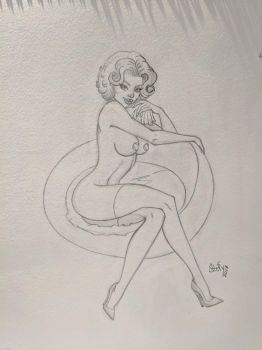 Sexy PinUp by stefyxt