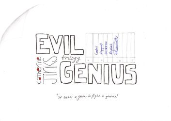 It Takes a Genius to Fight a Genius by Saz4eva