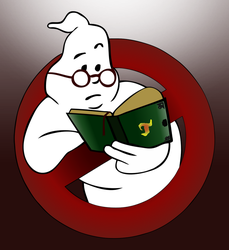 No Ghost Ghostbusters Wiki logo for 2014 by devilmanozzy