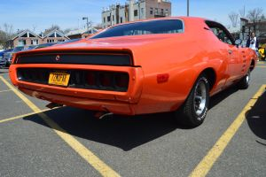 1972 Dodge Charger V by Brooklyn47
