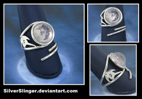 Mare in the Moon Ring by SilverSlinger