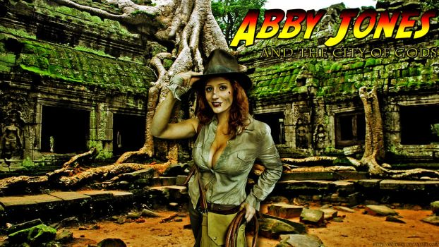 Abby Jones and the City of Gods wp by SWFan1977