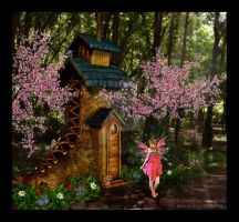 The Pixie's Place by Jenna-Rose