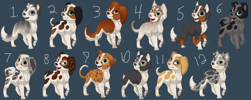 [OPEN] Maker Doge Adopts by aquaticAssassin