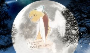 Aly is an Angel by Zel-the-Wolf