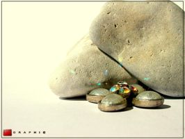 stone 6 by tiffgraphic