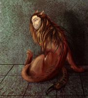 The Manticore by CircuitDruid