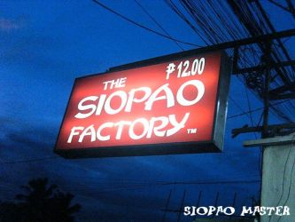 The Siopao Factory by siopaomaster
