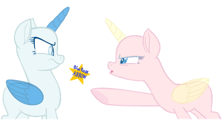 I Made This For You!   mlp base by BlueRoseARROW