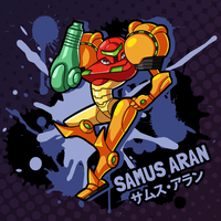 SMASH 150 - 030 - SAMUS by professorfandango
