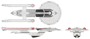Exeter Class Cruiser AU by GAT-X139