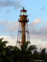 Sanibel Lighthouse by peterkopher