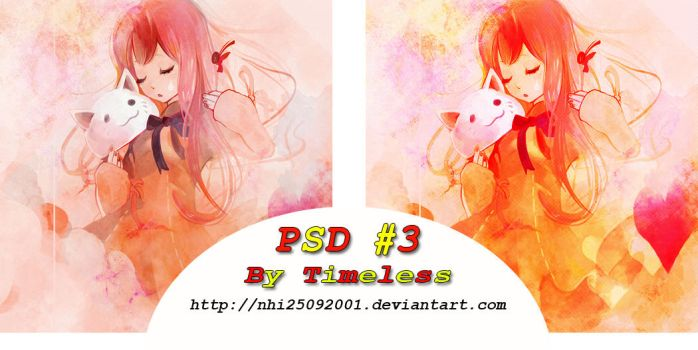 [060114] PSD #3 by Timeless by Nhi25092001