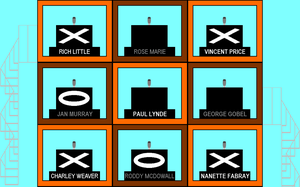 Hollywood Squares 66 (Animated) by mrentertainment