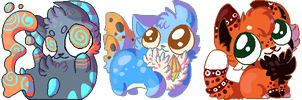 Chibi Pixel Requests: Batch TWO by PrePAWSterous