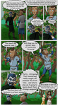 Avatar: Bringing Out the Blue Fancomic page 25 by aileri