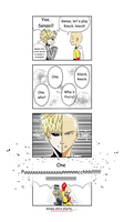 One-Punch Man: Knock, Knock! by WitchOfStories