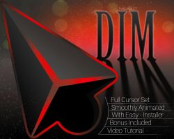 DIM Red version. by theblueguy07 by d-tomoyo