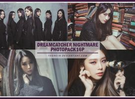 Dreamcatcher Nightmare photopack16P by YEONCIN by yeoncin