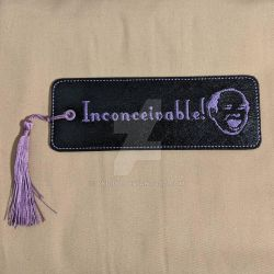 Inconceivable Bookmark by xkiddo