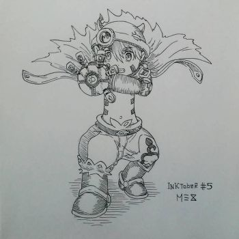 Reg - Made in Abyss by MexXx-Sama