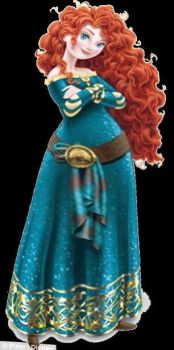 Fat Merida Remake by arceebigbellymanes