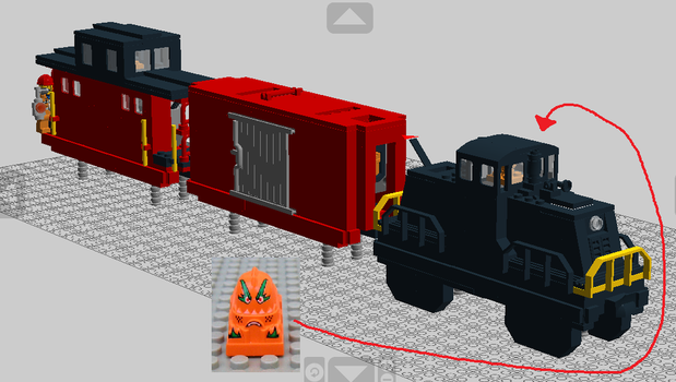 PRR Freight Monorail by Red-Brick-2