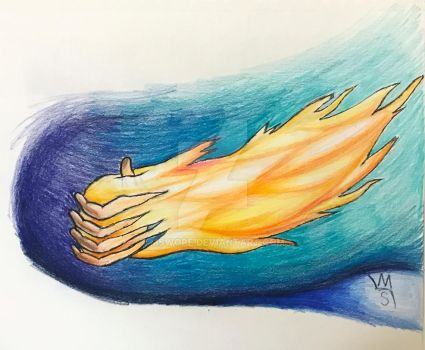 Fire Practice by MSwope