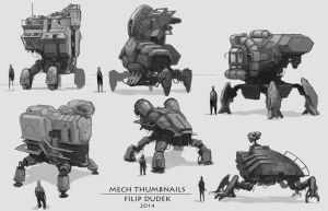 mech thumbnail by 5ofnovember