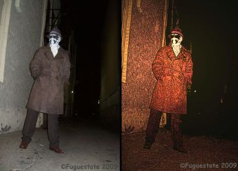 Rorschach photo comparison by FugueState