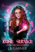 Rune Service - Book Covers by FrostAlexis