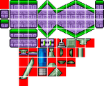 Mario styled Marble Zone tileset by supertailss