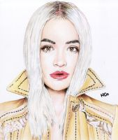 Rita Ora 4 by cherrymidnight