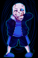 Keep it together, Sans by AbysmalJack