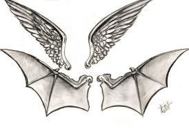 wings by BibianaX