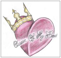 Queen Of My Heart by oassisPhox